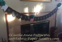 Stampin' Up! Banners / Lovin' the banners!