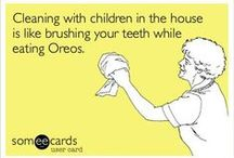 Parenting Humor / When you need a break from parenting... go here to laugh about it!