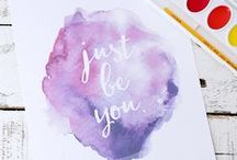 ✏︎ Printables / Free and inspiring printables just for you!