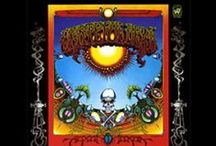 Grateful Dead - Music / Music from the first five (5) Grateful Dead studio albums
