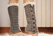 Leggings/wristlets