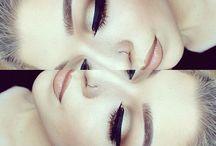 makeup / by Norah Ward