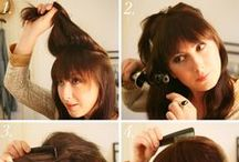 Hair Tutorials / by Jessica