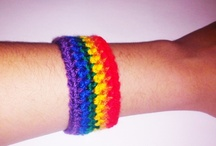 Support LGBT causes / by Pepi's Crochet