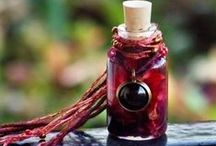 ARTISAN POTIONS / Masterfully compounded in the full spirit of authentic tradItional Old European Witchcraft using an artful array of premium quality oils including pure absolutes, essentials and cruelty-free phthalate-free essences (in place of animal-derived oils like Ambergris), each original recipe oil blend from WITCHCRAFTS ARTISAN ALCHEMY® is carefully formulated for high impact enhancement of your own magical consciousness.
