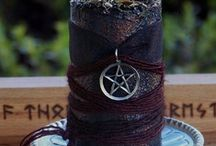 CANDLE MAGIC - SOY / Masterfully handcrafted in the full spirit of authentic traditional Old European Witchcraft, profoundly lovely, originally designed, earth and health conscious, original recipe, hand poured ritual candles at WITCHCRAFTS ARTISAN ALCHEMY® are individually witch-crafted with focused magical intent, pure cotton wick and premium waxes. Discover the difference of ARTISAN WITCHCRAFTS™.