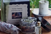 FOCUSED RITUAL SPELL KITS / Focused Ritual Spell Kits from WITCHCRAFTS Artisan Alchemy™ will aid you toward conjuring up the correct ritual intent and powerful focused energy needed to achieve your magickal goals.