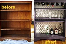 DIY Home Organizing / Home Organizing solutions (mostly from my niece  Alexa!)