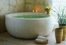 Bathrooms / by Myra Garcia