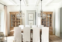 Dining Rooms / by Jennifer Lichoulas