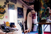Hippie Home / by Leah Holland