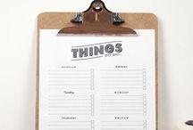 Organization / by Brittany Matteson