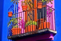 Balconies / by Myra Garcia