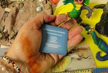 Art Therapists on the Go | Art Therapy Alliance Favicard Project / This collaboration uses the power of social networking and Art Therapy Alliance community members' creativity to showcase individuals and groups who want to share their Art Therapy Alliance Favicard and highlight their work, passion, or cause. Learn more about how to participate here: http://tinyurl.com/8b4amyd / by Art Therapy Alliance
