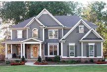 Homes / by Abby Eisner