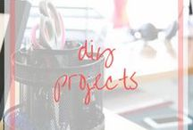 DIY Projects - Cricut & More / Diy Projects that I can't wait to do