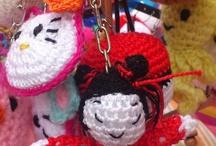 Portachiavi - Keychain / Keychain / by Pepi's Crochet