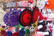 Orecchini - Earrings / by Pepi's Crochet