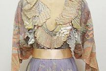 vintage fashion / Beautiful fashion from the 1930s to the 1980s - see pre 1930s in my antique fashion board