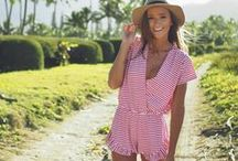 Spring and Summer Style / by Abby Eisner