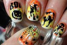 Nailspiration - Halloween