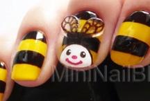 Nailspiration - Bees