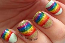 Nailspiration - Rainbows