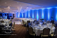 Blue Lighting Design / Images of Something New Entertainment Lighting Design in shades of blue -- from Tiffany to Cinderella and plenty of winter wonderland images -- your perfect blue hue is sure to be here, somewhere!