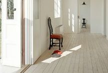 On the Floor / Wood and Tile Floors along with gorgeous rug accents / by Deborah - My Life at Playtime