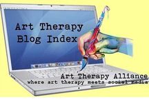 Art Therapy Bloggers | Art Therapy Blog Index / Art Therapist Bloggers who are part of the Art Therapy Alliance's Blog Index @ http://wp.me/P3bAfe-6x  / by Art Therapy Alliance