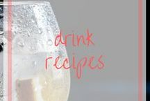 Drink Recipes / Cocktails, mocktails, smoothies and shakes