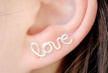 Ear Rings / by Brittany Matteson