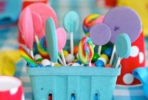 Kids Party / Decorations and ideas to throw an awesome kids' party! / by Deborah - My Life at Playtime