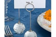 Place Card Holders / Place Card Holders