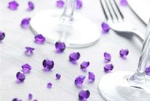 Purple Wedding Theme / purple wedding