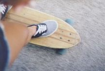 Just Cruisin' Around / It's all about longboarding