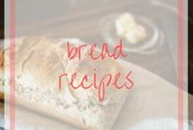 Bread Recipes / Make your own breads and crackers when the craving strikes.
