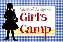 YW CAMP - Wizard of Oz