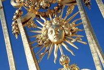 Sun King / The Reign of Louis XIV - The Sun King and all the beautiful imaginings that go along with the time period  *** inspiration and research for my novel and Romance Reigns series ***