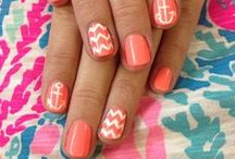Nails / by Brooke Trevors