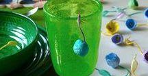 Green wedding favors - Matrimonio green segnaposto / Matrimonio