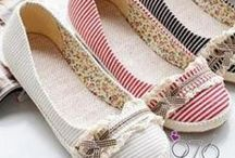 Clothing Accessories  / Shoes, scarves, backpacks, purses, aprons, gloves, socks and hats! / by Grace Fujinaka