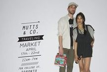 Mutts & Co. Traveling Market