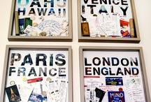Crafting-Travel Ideas