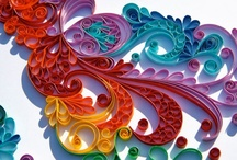 Paper Typography & Quilling