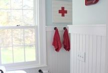 Bathroom Ideas / by Renee Sanders Lange