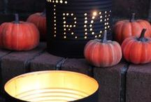 Halloween/Fall / by Elana Joseph