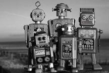 Robots / Roboticos molones