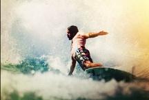 Skate, surf and snowboard / Sobre una tabla