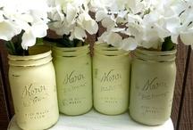 Crafting-Bottles,Vases,Glass